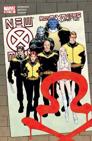 New X-Men Vol 1 136