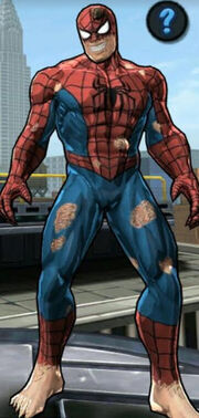 Patient Zero (Peter Parker) from Spider-Man Unlimited (video game) 001