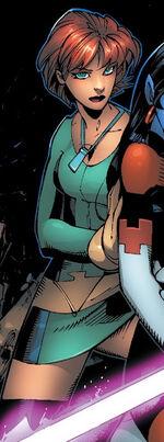 Rachel Summers (Earth-58163) from Uncanny X-Men Vol 1 464 0001