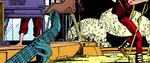 Raven Theater from Uncanny X-Men Vol 1 214 001