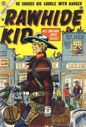 Rawhide Kid Vol 1 1