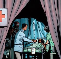 Red Cross (Earth-616) from Civil War II Choosing Sides Vol 1 1 0001