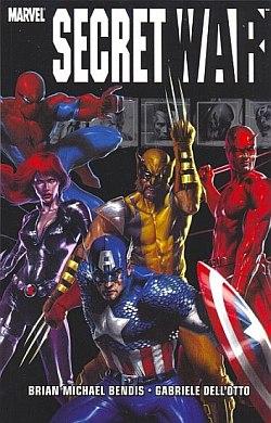 Secret War TPB Vol 1 1