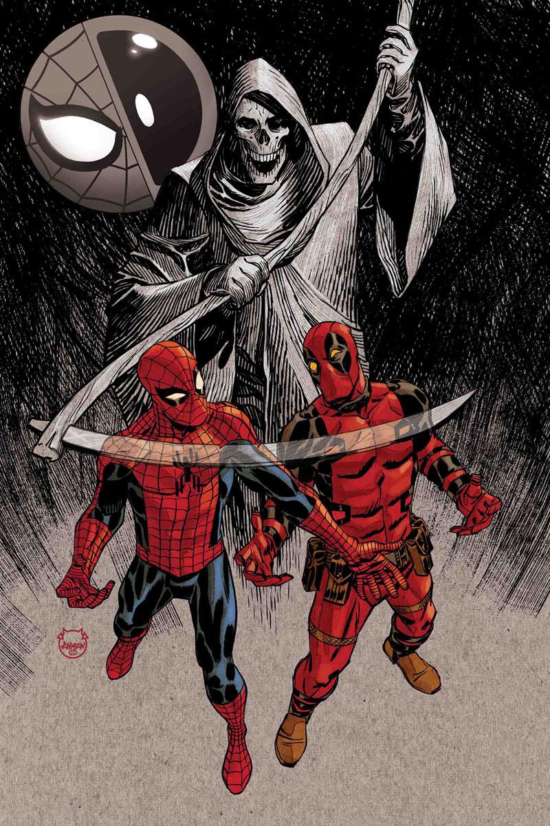 Spider-Man Deadpool Vol 1 50 Textless.jpg