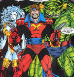Starjammers (Earth-TRN566) from X-Men Adventures Vol 3 6 0001