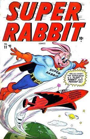 Super Rabbit Comics Vol 1 11