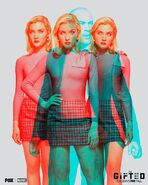 The Gifted (TV series) poster 007