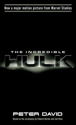 The Incredible Hulk (novel)