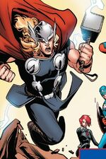 Thor Odinson (Earth-TRN767) from 2099 Omega Vol 1 1