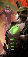 Ultron (Earth-TRN517) and Bruce Banner (Maestro) (Earth-TRN517) from Marvel Contest of Champions 001