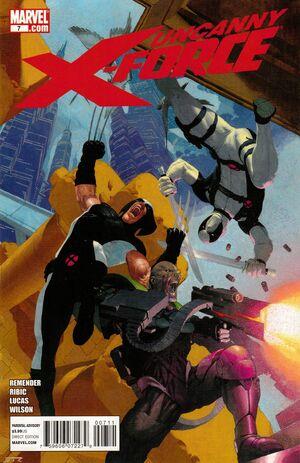 Uncanny X-Force Vol 1 7