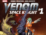Venom: Space Knight Vol 1 1