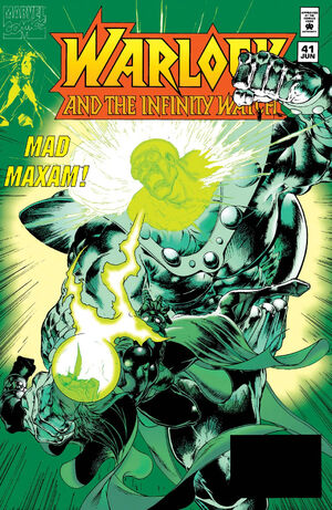 Warlock and the Infinity Watch Vol 1 41