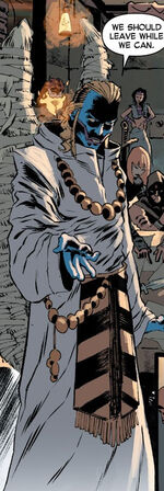 Warren Worthington III (Earth-51910) from Secret Wars Journal Vol 1 1 0001