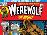 Werewolf by Night Vol 1 1