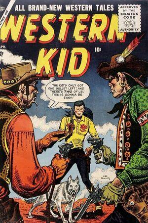 Western Kid Vol 1 3
