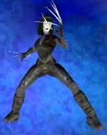 Yuriko Oyama (Earth-TRN007) from X2 Wolverine's Revenge 0001