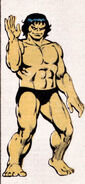 Aakaon from Official Handbook of the Marvel Universe Vol 1 1 0001