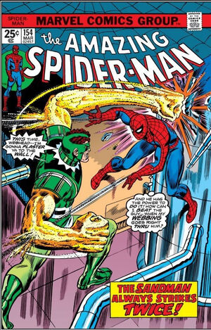 Amazing Spider-Man Vol 1 154