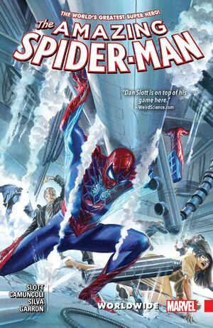 Amazing Spider-Man Worldwide TPB Vol 1 4
