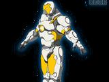 Arctic Armor (Earth-904913)/Gallery
