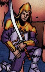 Bishamon (Earth-616) from Thor & Hercules Encyclopaedia Mythologica Vol 1 1 0001