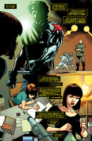 Black Widow Ops Program (Earth-616) from All-New, All-Different Avengers Vol 1 9 001