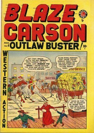 Blaze Carson Vol 1 4