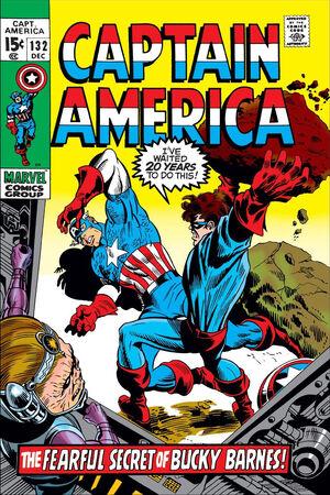 Captain America Vol 1 132
