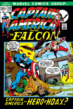 Captain America Vol 1 153