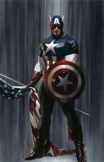 Captain America Vol 9 2 Textless