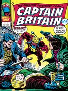 Captain Britain Vol 1 28