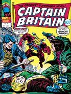 Captain Britain Vol 1 28