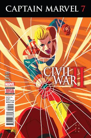 Captain Marvel Vol 9 7