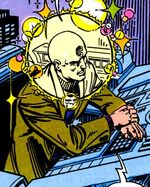 Charles Xavier (Earth-7642) from Uncanny X-Men and The New Teen Titans Vol 1 1 001