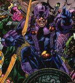 Clinton Barton (Earth-22000) from Marvel Universe Millennial Visions Vol 1 1 001
