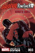 Daredevil Punisher Seventh Circle Infinite Comic Vol 1 3