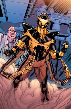 Darren Cross (Earth-616) from Astonishing Ant-Man Vol 1 12 001