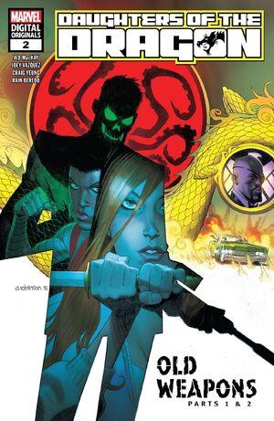 Daughters of the Dragon - Marvel Digital Original Vol 1 2