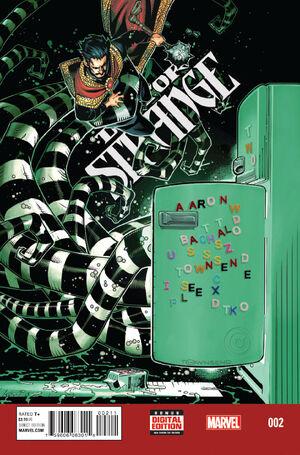 Doctor Strange Vol 4 2