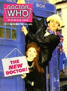 Doctor Who Magazine Vol 1 124