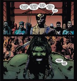 Earth-11080 from Marvel Universe Vs. Wolverine Vol 1 3 0001