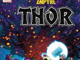 Empyre: Thor Vol 1 1