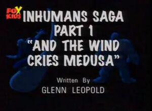 Fantastic Four (1994 animated series) Season 2 2 Title Card