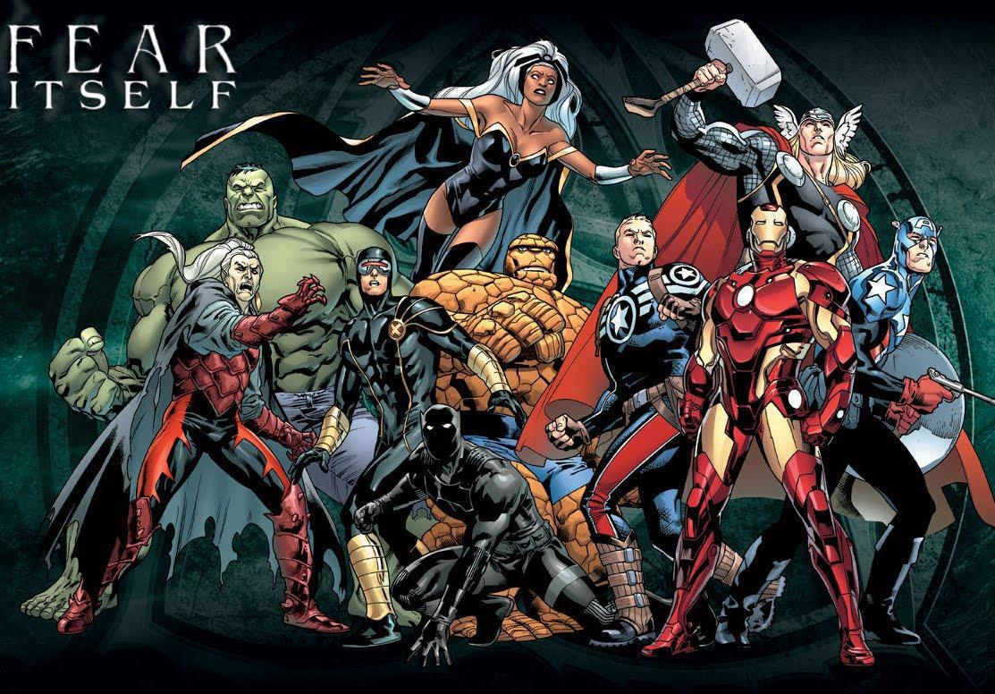 Thunderbolts #162 Comic Book Fear Itself Marvel