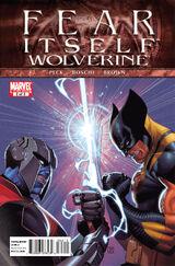 Fear Itself: Wolverine Vol 1 2