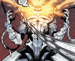 Hive (Poisons) (Earth-17952) Members-Poison Ghost Rider from Venomverse Vol 1 3 001