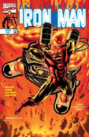 Iron Man Vol 3 5