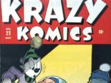 Krazy Komics Vol 1 22