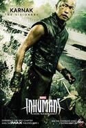 Marvel's Inhumans poster 009